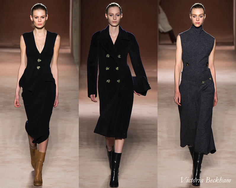 Victoria Beckham Fall 2015 Collection: Bounce It Like Beckham