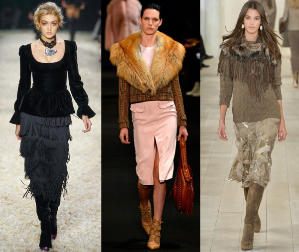 Top Ten Trends of Fall 2015 New York Fashion Week