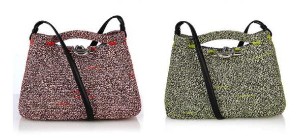 Balenciaga Zigzagger Mini Shoulder Bag