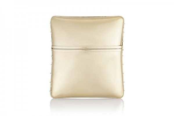 Givenchy_gold_Clutch_Brass