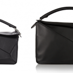 Loewe Puzzle Large Leather Shoulder Bag: Fit In to Stand Out