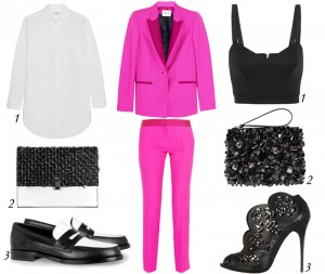 Pallas Day-to-Night Suit