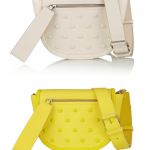 Marc by Marc Jacobs Luna Studded Leather Shoulder Bag: That's My Jam