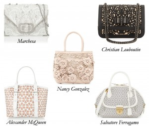 Marchesa_NancyGonzalez_AlexanderMcQueen_SalvatoreFerragamo_ChristianLouboutin_Shoulder_Bag_Tote_Satchel_
