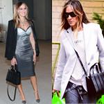 Sarah Jessica Parker Wears Max Mara Whitney Bag: Quick Change Artist