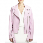 Top 5 Pink Leather Jackets: I'm a Barbie Girl