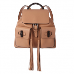 Gucci Bamboo Sac Leather Backpack and Jimmy Choo Notion Leather and Wood Sandals: Summer of Love