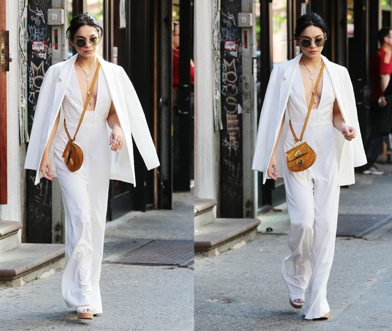 Vanessa Hudgens x Chlo�� Faye Mini Crossbody Bag