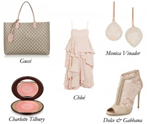 Top 5 Pieces for the Blushing Bride