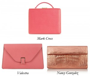 MarkCross_NancyGonzalez_Valextra_Clutch_Bag