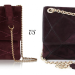 Lanvin Sugar Mini Quilted Suede Shoulder Bag vs. Roger Vivier Prismick Bag: Look-Alike of the Week