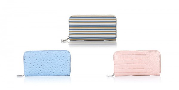 Snob Essentials Zip Wallet