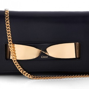 Chloé Elle Medium Crossbody Bag: French Twist