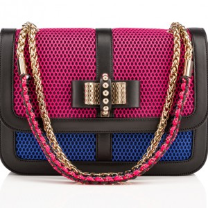 Christian Louboutin Fall 2015 Bags: Big and Bold