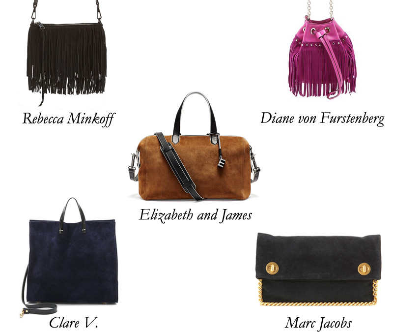 Top 5 Savvy Suede Bags: Under $500 and Fabulous