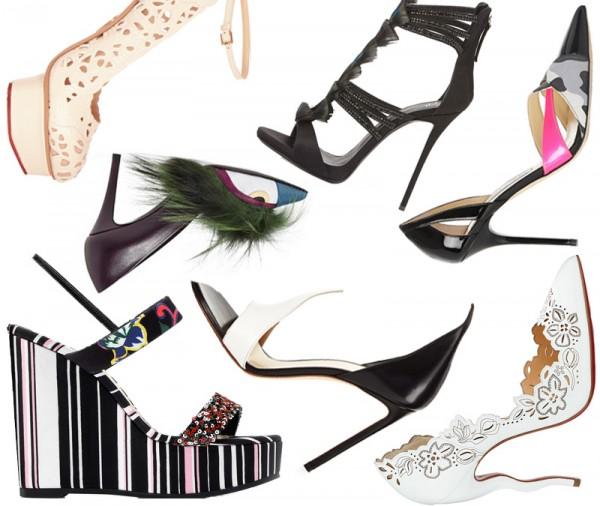 Top 7 Wearable Art Heels