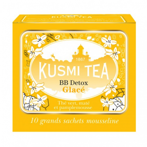 Kusmi Now has an Iced Tea-Tox