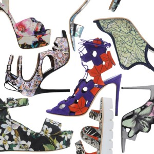 Best of Floral Sandals in thecorner.com Sale: Up to 70% Off!