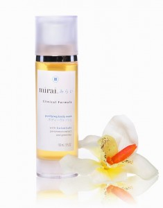 Mirai Clinical Purifying & Deodorizing Body Wash