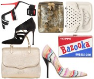 AlexanderMcQueen_GianvitoRossi_GiuseppeZanotti_Rochas_AnyaHindmarch_PaulAndrew_Pumps_Sandals_Backpack_Bag_Clutch