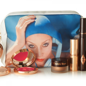 Charlotte Tilbury x Norman Parkinson Miss Kensington Look: Photogenic Beauty, Photogenic Bag