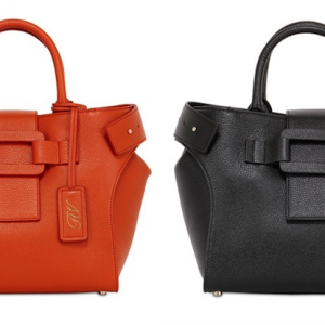 Roger Vivier Small Pilgrim De Jour Leather Bag: Making the Pilgrimage