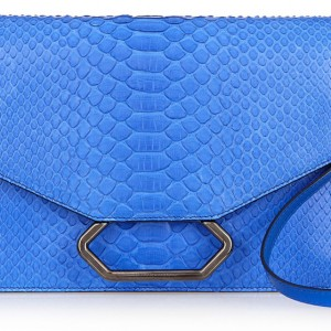 Victoria Beckham Money Python Shoulder Bag: Show Me the Money