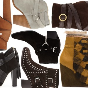 Top 7 Fall Booties: These Boots are Made for Shopping
