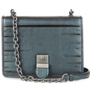 Bottega Veneta Snakeskin Shoulder Bag: Going Into Detail