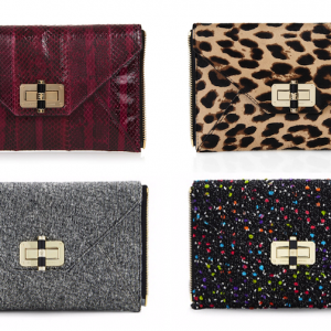 Frugal Friday: Diane Von Furstenberg Agent Zip-On Clutches