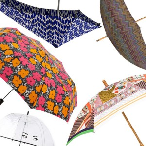 Top 5 Umbrellas: When It Rains, It Pours