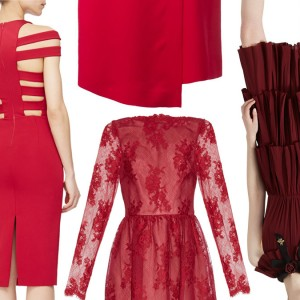 Top 7 Little Red Dresses: Going Rouge