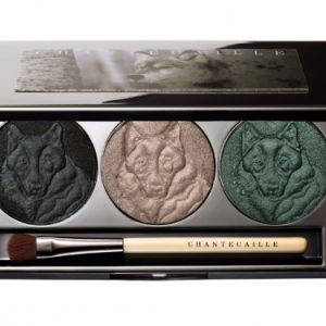 Chantecaille Giveaway: Ten Protect the Wolves Eye Shade Trios!