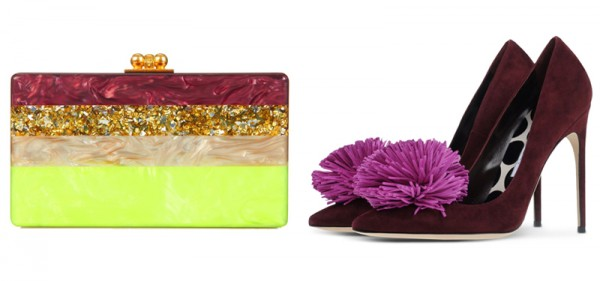Top 5 Favorite Bag-and-Shoe Pairings