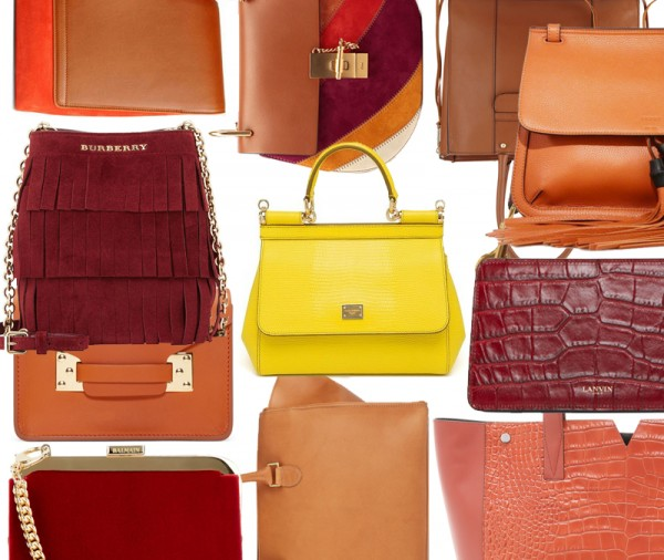 Top Bags of Fall Foliage