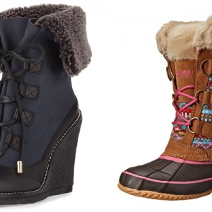 Indulge in Cuteness: Coordinated Winter Shoes for Mom and Tot