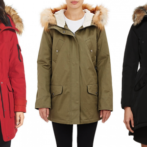 Trend Alert: Anorak Nation