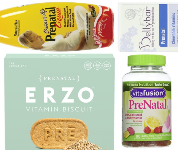 Not Your Run-of-the-Mill Prenatal Vitamins