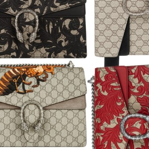 Gucci Dionysus Bag Collection: God's Gift