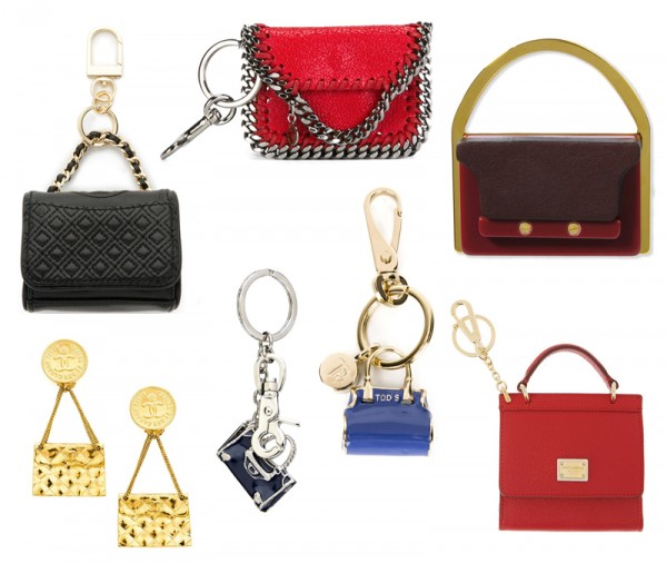 Top Bag-Inspired Accents