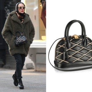 Chloë Sevigny x Louis Vuitton Alma BB: My Alma Mater
