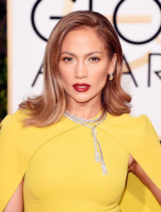 The 2016 Golden Globes Beauty Trends You Need to Know
