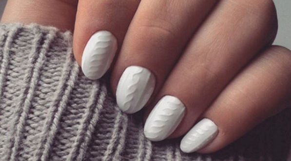 Textured Nail Trend