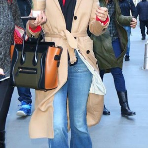 Steal the Look: Vanessa Hudgens x Céline and J Brand