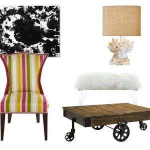 Quick, Simple Ways to Update Your Living Room