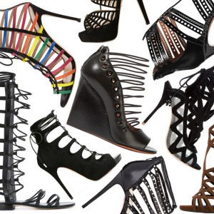 Top 10 Strapped-Up Sandals: When in Doubt, Choose Bondage