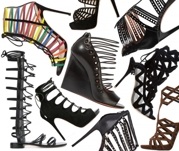 Top 10 Strapped-Up Sandals