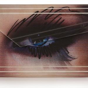 Jimmy Choo Candy手拿包:美女的眼睛