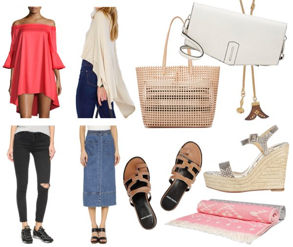 The 10 Essential Pieces for a Long Weekend
