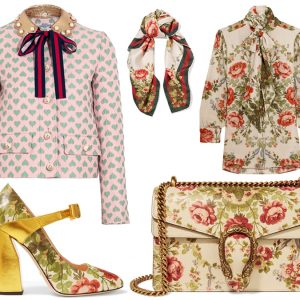 Gucci for NET-A-PORTER Capsule Collection: What's Not Sold Out Yet